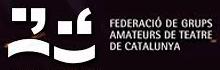 logo federacio grups de teatre amateur de catalunya