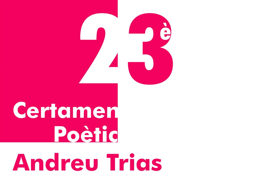 23è certamen poetic andreu trias
